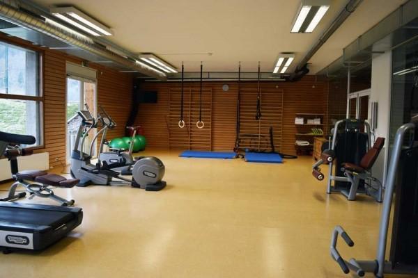 TennisTraveller-Hotel-Post-Bezau-Gym