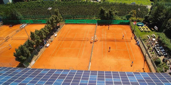 Tenniscamp in Naturns